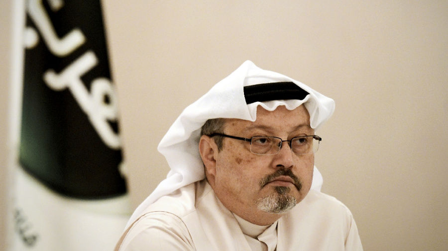Khashoggi's final words: 'I can't breathe,' source says
