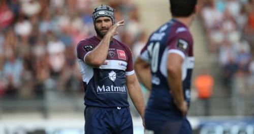 Rugby - Top 14 - UBB - Bordeaux-Bègles : trois forfaits contre Brive