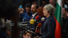 """Brexit : Theresa May n'a pas présenté """"de nouveautés majeures"""" pour un accord, selon l'UE"""