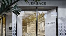 Versace Opens Their First Ever Sustainable Boutique