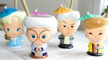 The New 'Golden Girls' Ceramic Collection Turns Your Favorite Ladies Into Cute Mugs