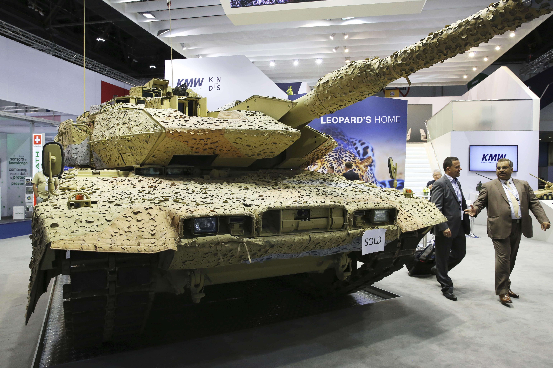Israel decides not to participate in Emirati arms fair