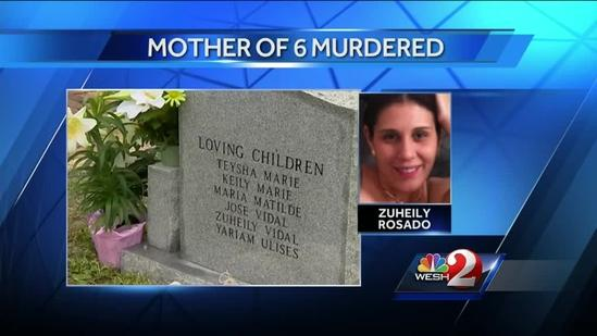 Community donates tombstone to family of Flagler County mother killed in 2013