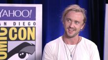 'Harry Potter' alum Tom Felton reveals secrets about his YouTube sci-fi series 'Origin'
