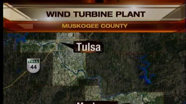 Wind turbine project put on hold
