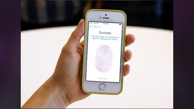 Group Claims To Have Hacked IPhone Fingerprint Scanner