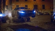 Behind The Scenes Of 'SPECTRE,' With James Bond Drifting Aston Martins