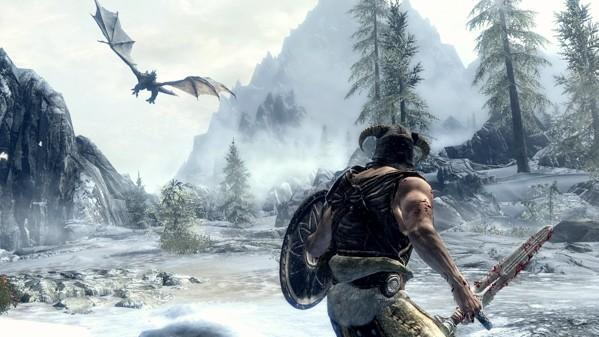 Zenimax: Skyrim ships 10 million copies, outsells other PC titles three to one