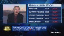 ETF Spotlight: Financial sector unpopularity won't last, ...