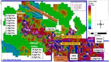 Carube Expands Gold in Soil Anomaly at Main Ridge