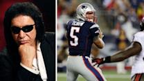 Will Tim Tebow play for Gene Simmons?