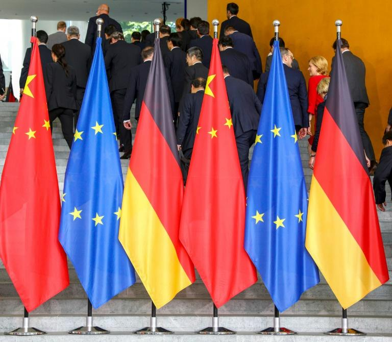 'New Cold War with China' demands US-Europe united front: Germany