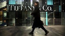 Tiffany 1Q sales drop as tourist spending slumps