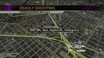 Police Investigate Two Separate Shootings