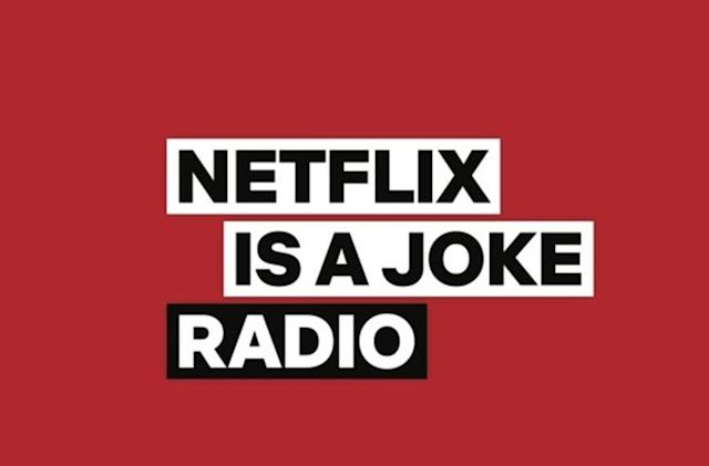 Netflix comedy specials are coming to SiriusXM on April 15th