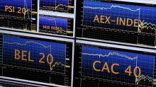 """La Bourse de Paris clôture en petite hausse, dominée par l'inflation (""""0,29%)"""