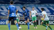 Enderson elogia empenho do Cruzeiro, mas pede calma, pois diz que a equipe ainda está em formação