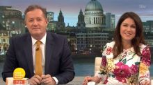 Piers Morgan reveals personal cancer scare on Good Morning Britain