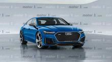 Render Audi RS 7 Sportback 2020, máxima deportividad