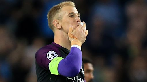 Hart leaves England camp to complete move from Man City