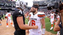 Raiders-Browns odds, predictions: Betting lines, picks for NFL Week 8