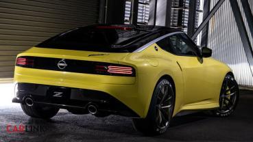 睽違12年之久!NISSAN全新Z Proto原型車正式亮相