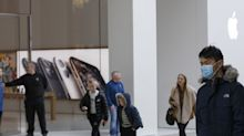 Apple Asks U.K. Store Landlords to Halve Rent: Sunday Times