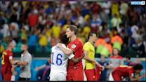 US World Cup Ends With 2-1 OT Loss To Belgium