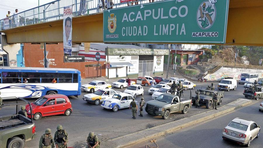 Acapulco, metáfora del fracaso de América Latina