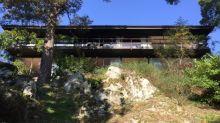 """Voici sans doute la plus belle """"cabane"""" de la forêt de Fontainebleau"""