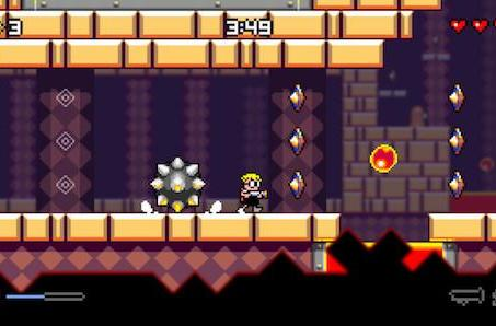 Mutant Mudds Deluxe launch trailer gets to the dirty details