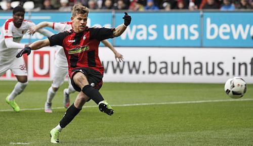 Bundesliga: Freiburg: Schwabl witzelt über Niederlechners Übergewicht