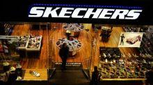 Skechers' (SKX) Q4 Earnings & Revenues Beat Help Lift Stock