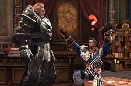 TERA offers answers, launching with level 60 cap