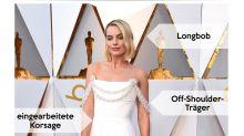 Look des Tages: Margot Robbie in maßgeschneiderter Oscar-Robe