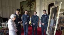 The Queen shares sweet unseen photo of great-grandchildren