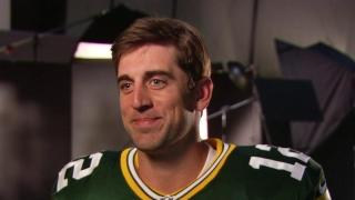 Nbc Sunday Night Football: Aaron Rodgers Green Bay Packers Quarterback