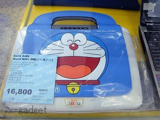 Doraemon netbook has all the American kids perplexed