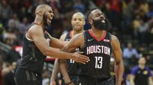 Harden's haul lifts Houston Rockets in NBA