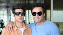 Bobby Deol's son, Aryaman, is the new star kid we'd like to see on-screen