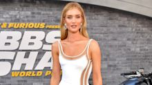 Rosie Huntington-Whiteley Gained 55 Lbs. During Her Pregnancy: 'I Let the Reins Go'