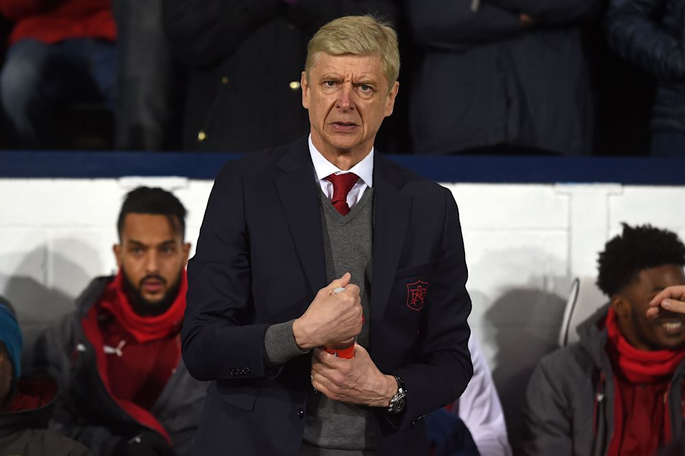 "Arsenal, Wenger : ""Un match remarquable"""