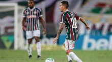 Jogadores pedem renovação de Dodi no Fluminense após golaço