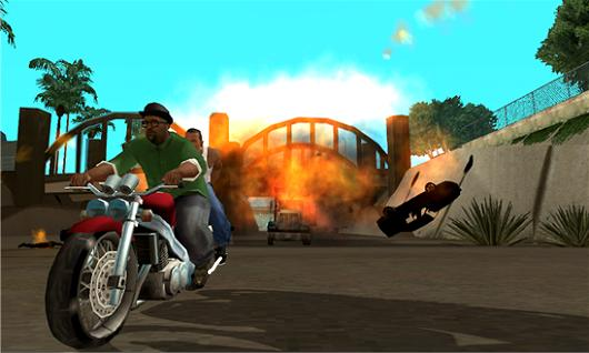 Grand Theft Auto: San Andreas settles in on Windows Phone 8