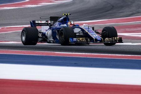 Formula One: United States Grand Prix-Practice