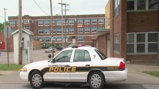 Noon: Another Cuyahoga Falls bomb threat
