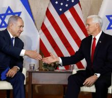Pence, at summit, lashes out at Europeans over Iran