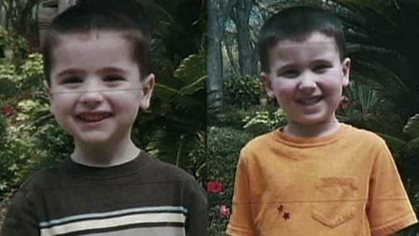 Amber Alert issued for 2 missing boys
