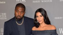 Kim Kardashian viaja a Wyoming para reencontrarse con Kanye West