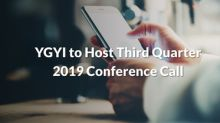 Youngevity International, Inc. (YGYI) to Release 2019 Third Quarter and Nine-Month Results and Host Conference Call to Review Financial Statements and Provide Corporate Update